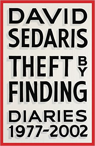 'Theft by Finding' by David Sedaris